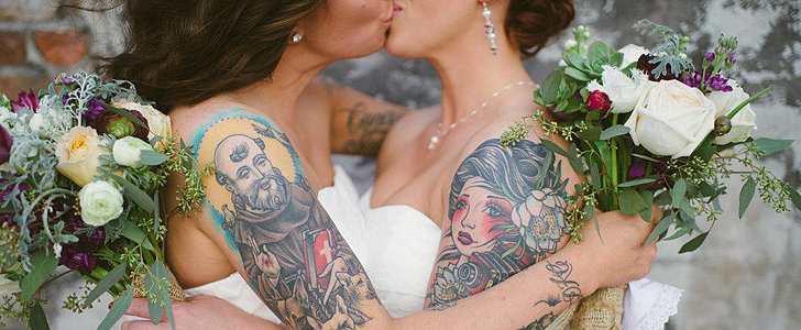 Gay Weddings Spread the Love