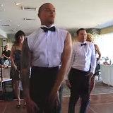Britney Spears Wedding Toast Viral Video