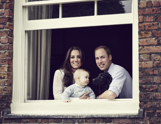 Prince George's New Photo Is Packed With Adorable Details