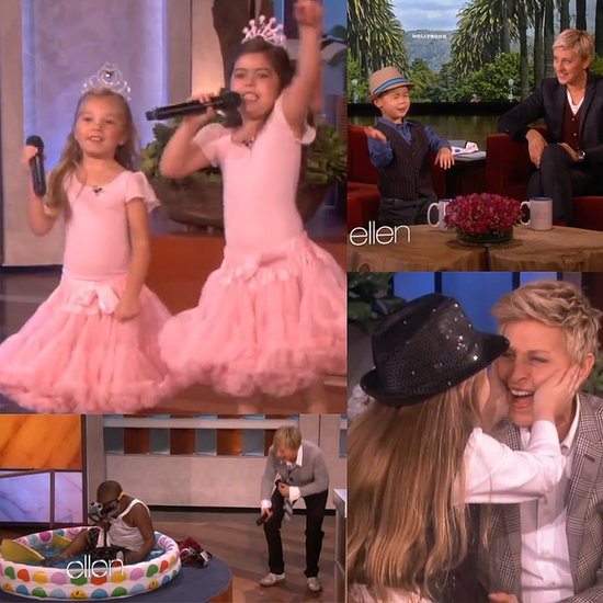 Funny Viral Videos Funniest Kids on The Ellen DeGeneres Show