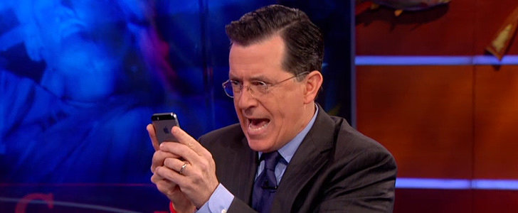Stephen Colbert Puts an End to the #CancelColbert Controversy
