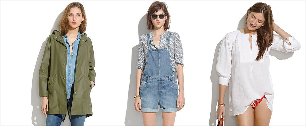 What Does the Official Madewell Girl Love For Spring?