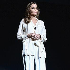 Angelina Jolie Promotes Unbroken