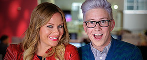 """Top That! Tyler Oakley Reacting to His Birth, Lil Jon's """"Turn Down For What,"""" and More!"""