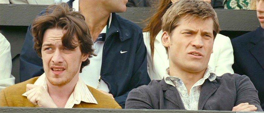 James McAvoy, Wimbledon
