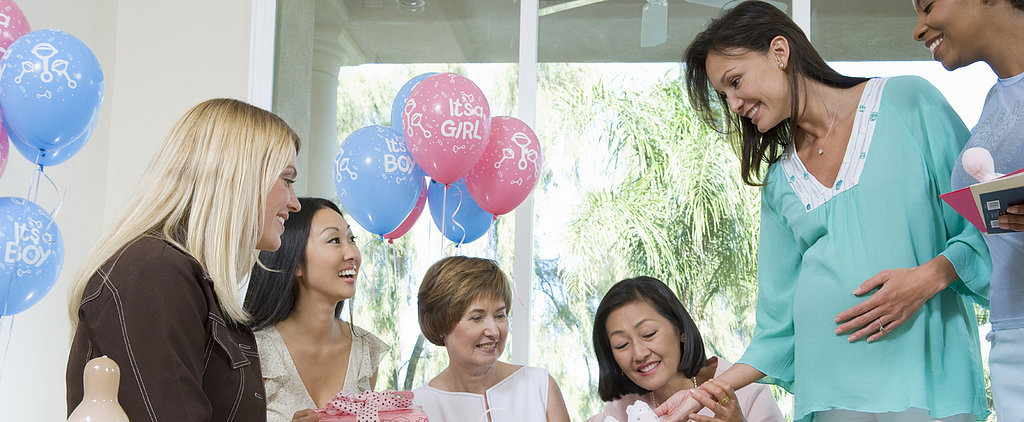 9 Signs You've Been to Too Many Baby Showers
