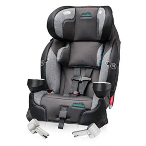 Evenflo SecureKid DLX All-in-One Booster Car Seat Review