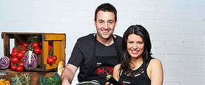 Josh and Danielle Reveal the Cooking Technique They Couldn't Use on MKR
