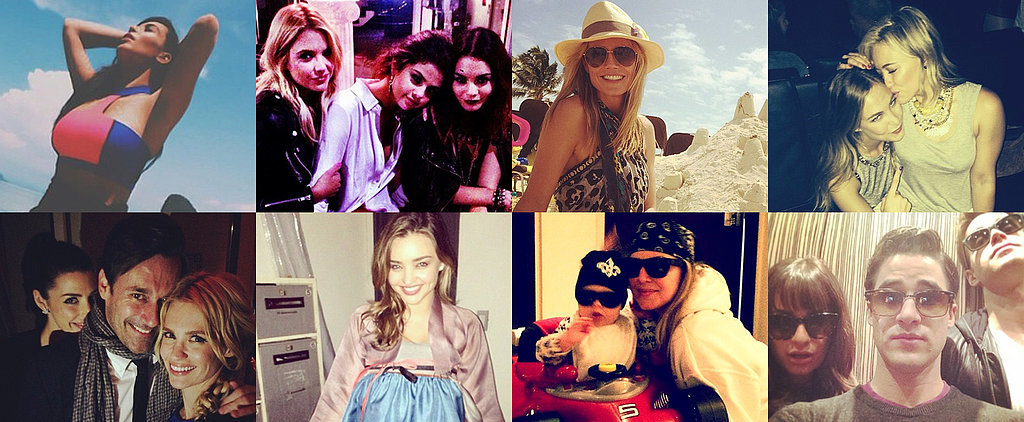 It's Cute Friends and Fun Vacations in This Week's Best Celebrity Candids