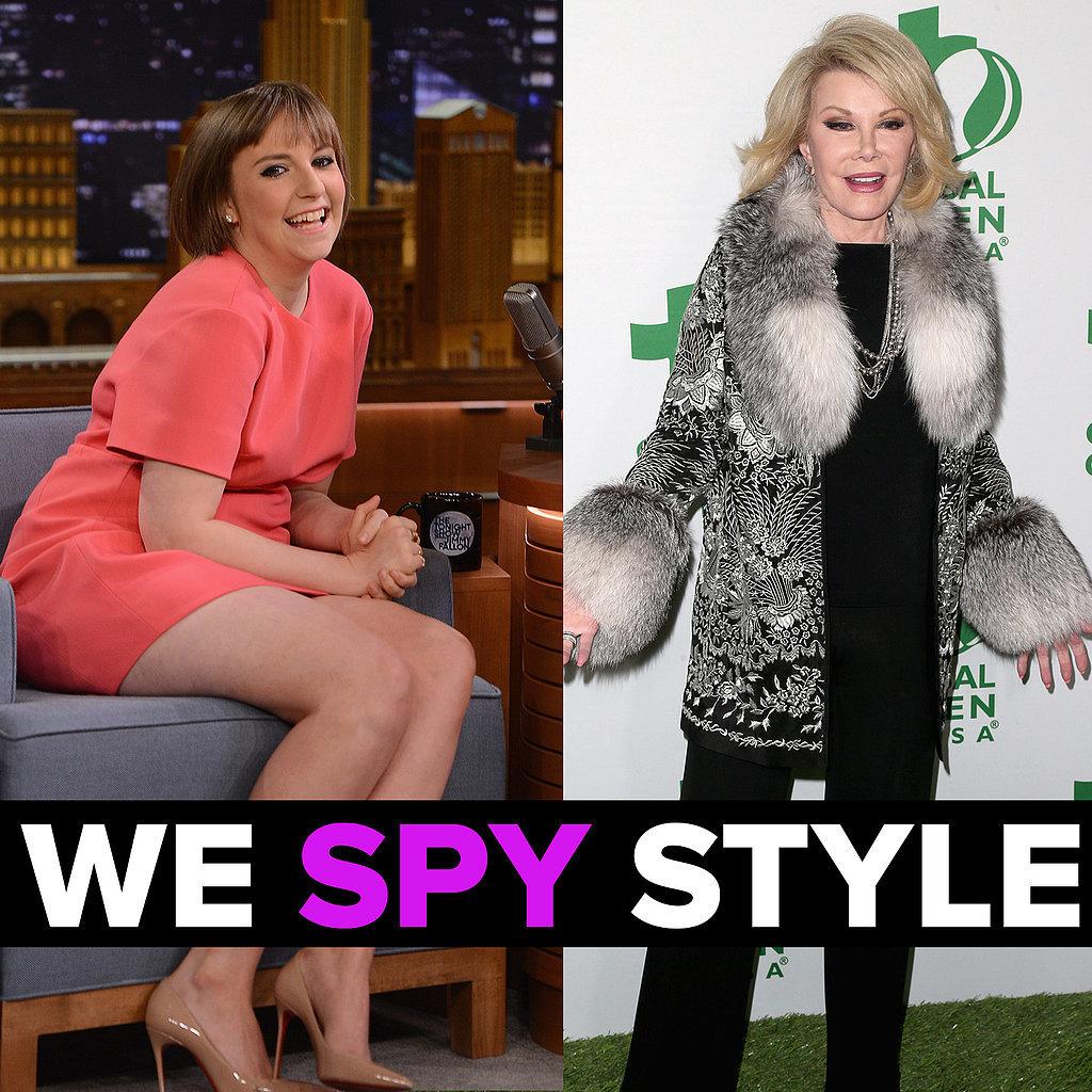 Hot Celebrity Fashion April 1, 2014 | Video