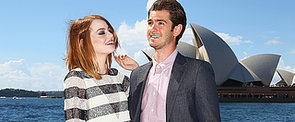 Are Emma & Andrew the Best Dressed Couple in Young Hollywood?