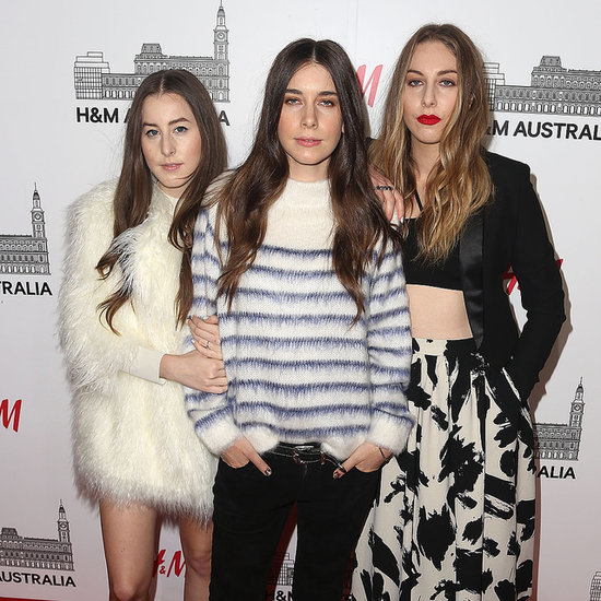 Celebrities at H&M Australia Launch Party in Melbourne