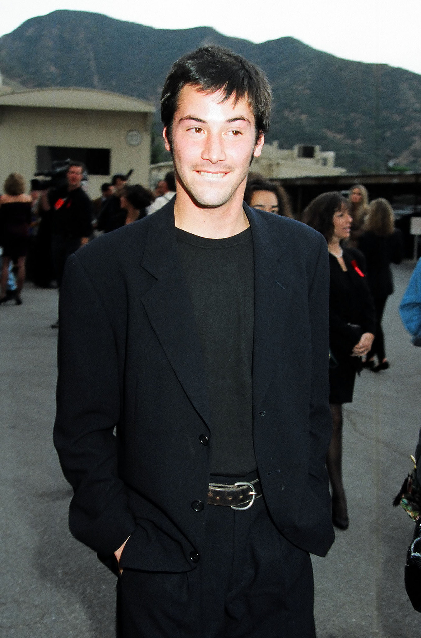 Keanu Reeves won most desirable male.