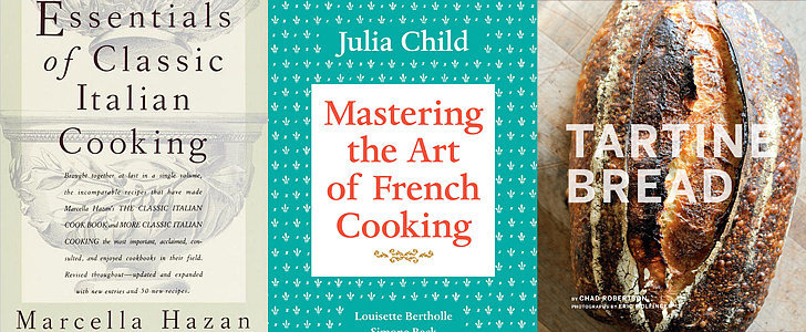 The 10 Cookbooks Everyone Should Own