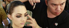 The Men Behind the Hair and Makeup of Fashion Week