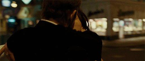 Bradley Cooper and Jennifer Lawrence, 2013