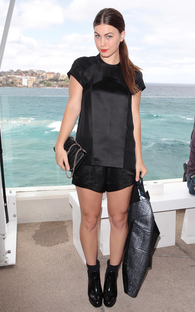 Charlotte Best at MBFWA Day Two