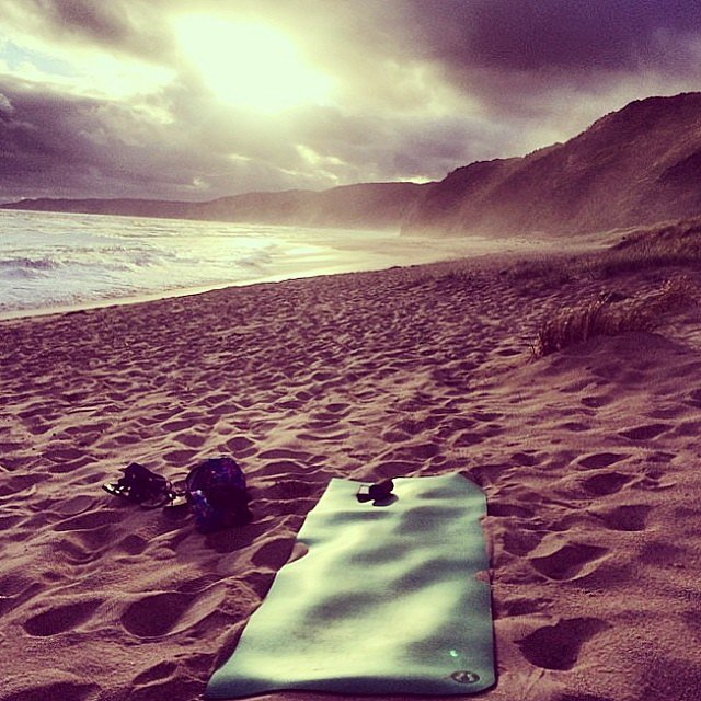 Dreamy. Source: Instagram user lululemonausnz