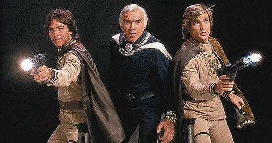 'Battlestar Galactica' Movie Remake in the Works