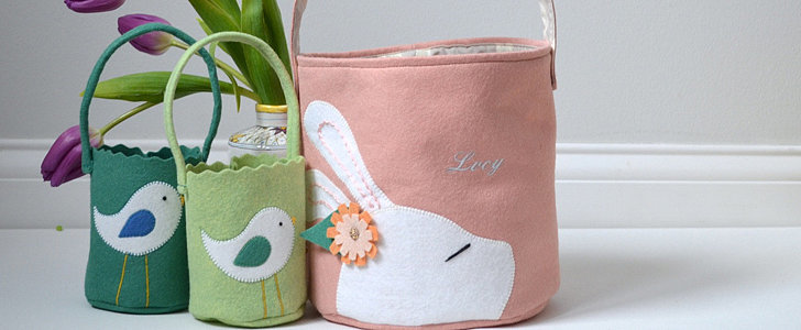 The 10 Best Easter Baskets For Sweet Chicks and Bunnies