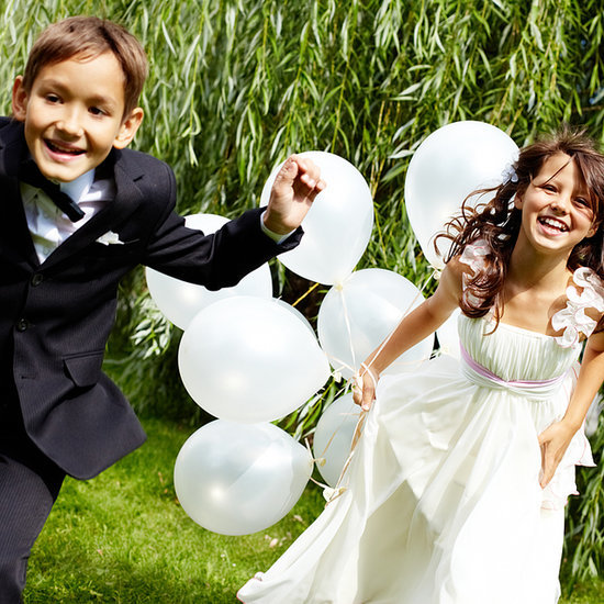 Wedding Activities For Kids
