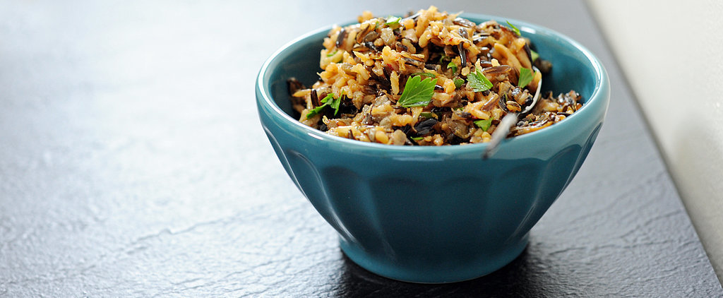 Wild Rice Stuffing Is Nutty, Supersavory, and Gluten-Free