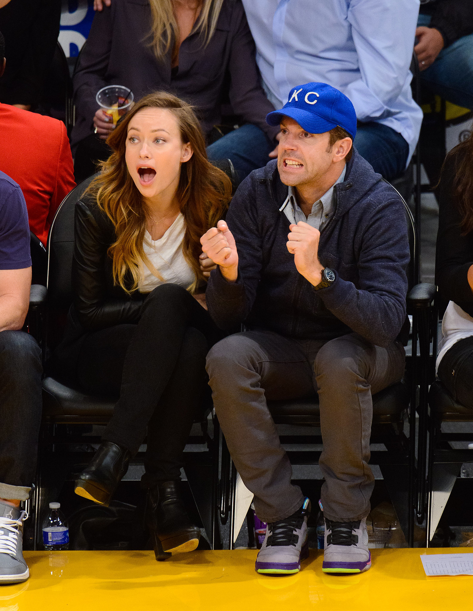 Olivia Wilde and Jason Sudeikis Are New Parents!