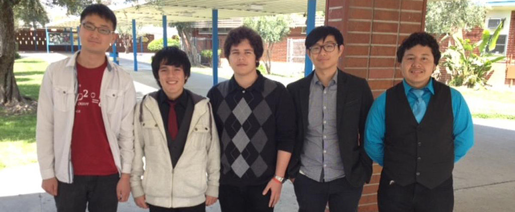 Five Best Friends Accepted to MIT