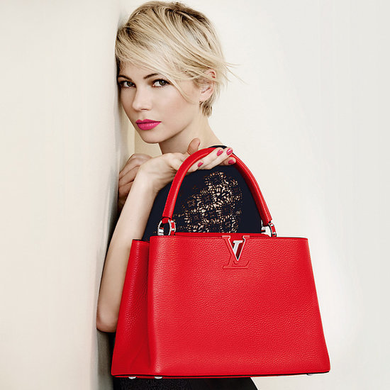 Michelle Williams Full Louis Vuitton Campaign | Pictures
