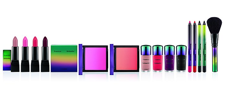 See the Proenza Schouler x MAC Makeup Collection