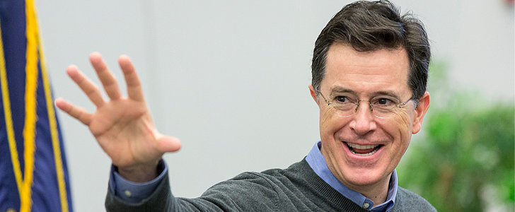The Times Stephen Colbert Was Actually Stephen Colbert