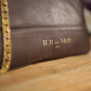 Leather Bags From R.B. of McD | Video