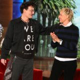 Johnny Depp Interview on The Ellen Show | April 2014