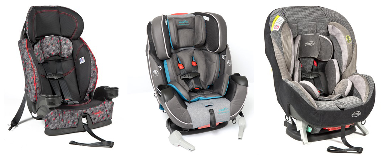 Recall Alert! More Than 1.3 Million Car Seats Pulled From the Shelves