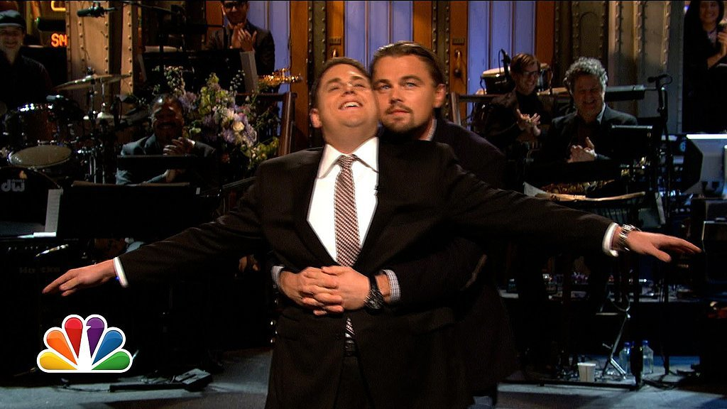 Jonah and Leo's Titanic Moment