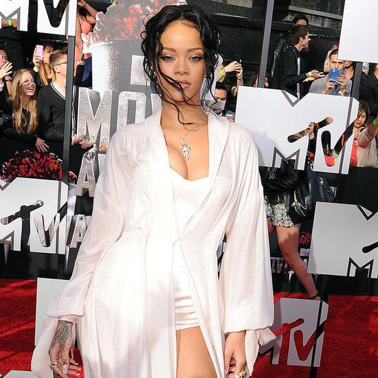 Rihanna's Dress at MTV Movie Awards 2014