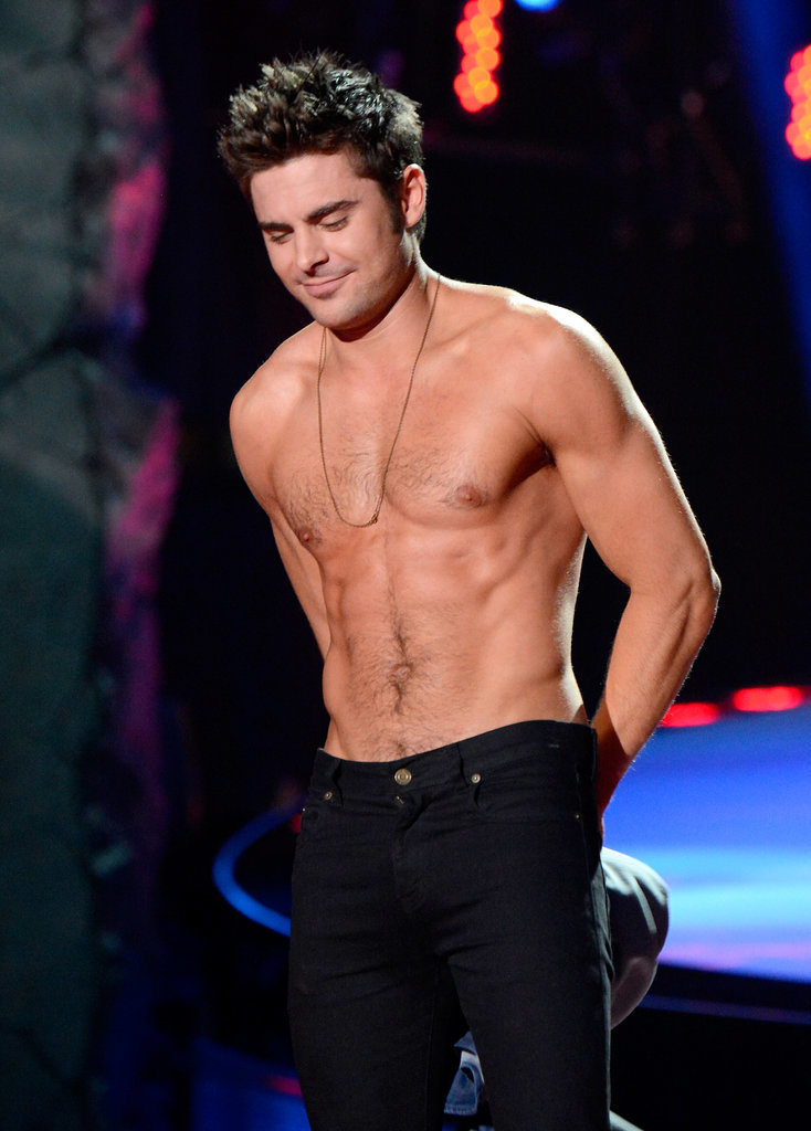 Flashback to Zac Efron s  Zac Efron 2014 Movie
