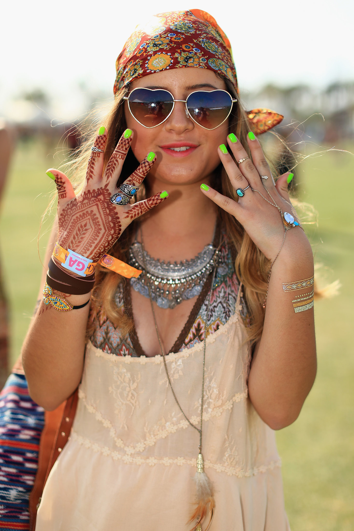 Festival Fashion Accessories Coachella Accessories Are About So Much More Than Floral Crowns