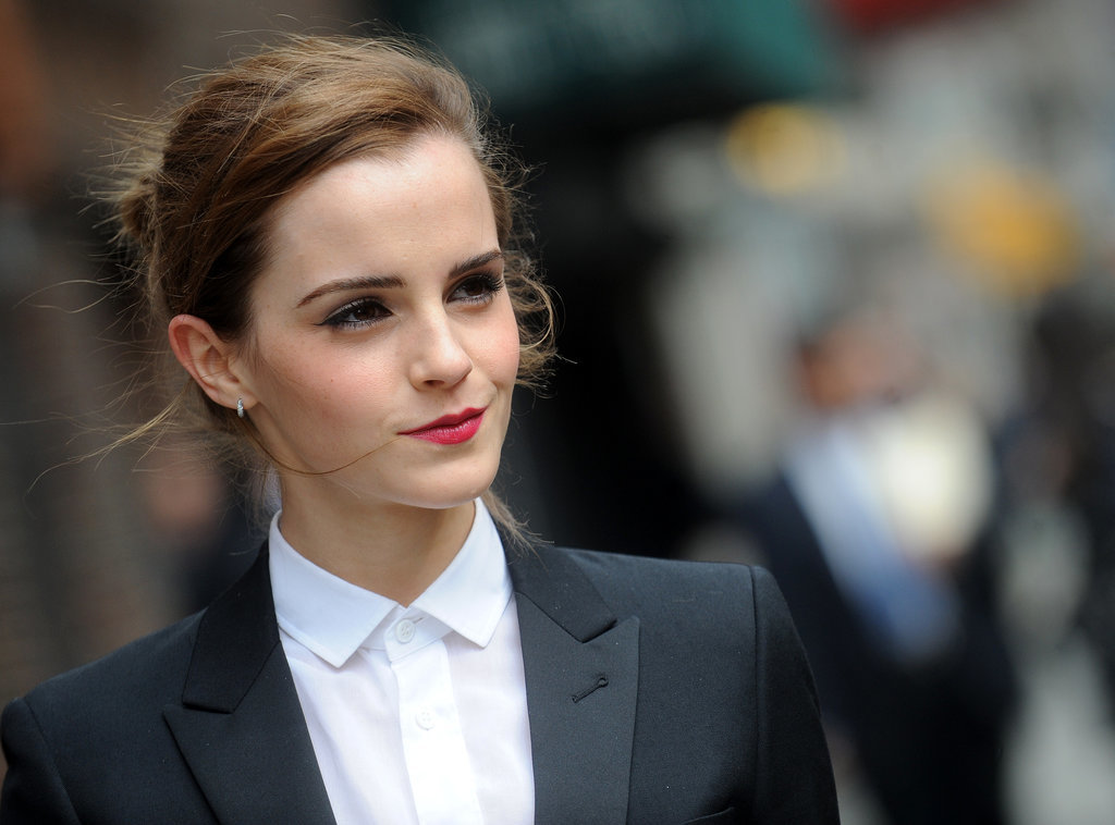 EMMA WATSON Quotes on Dating | POPSUGAR Love and Sex