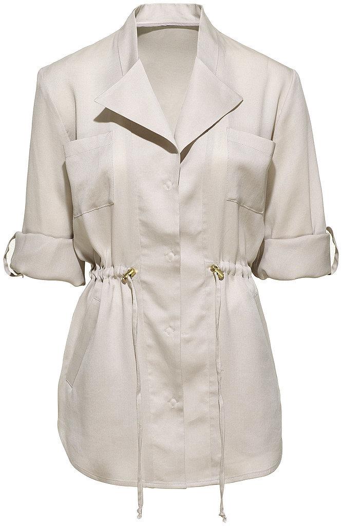 H&M Conscious Collection Shirt Jacket