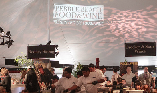 Pebble Beach Food & Wine 2014 Hangover Observations