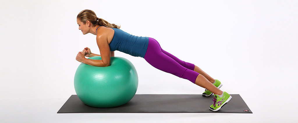 The Most Effective Ball Exercises Everyone Should Be Doing
