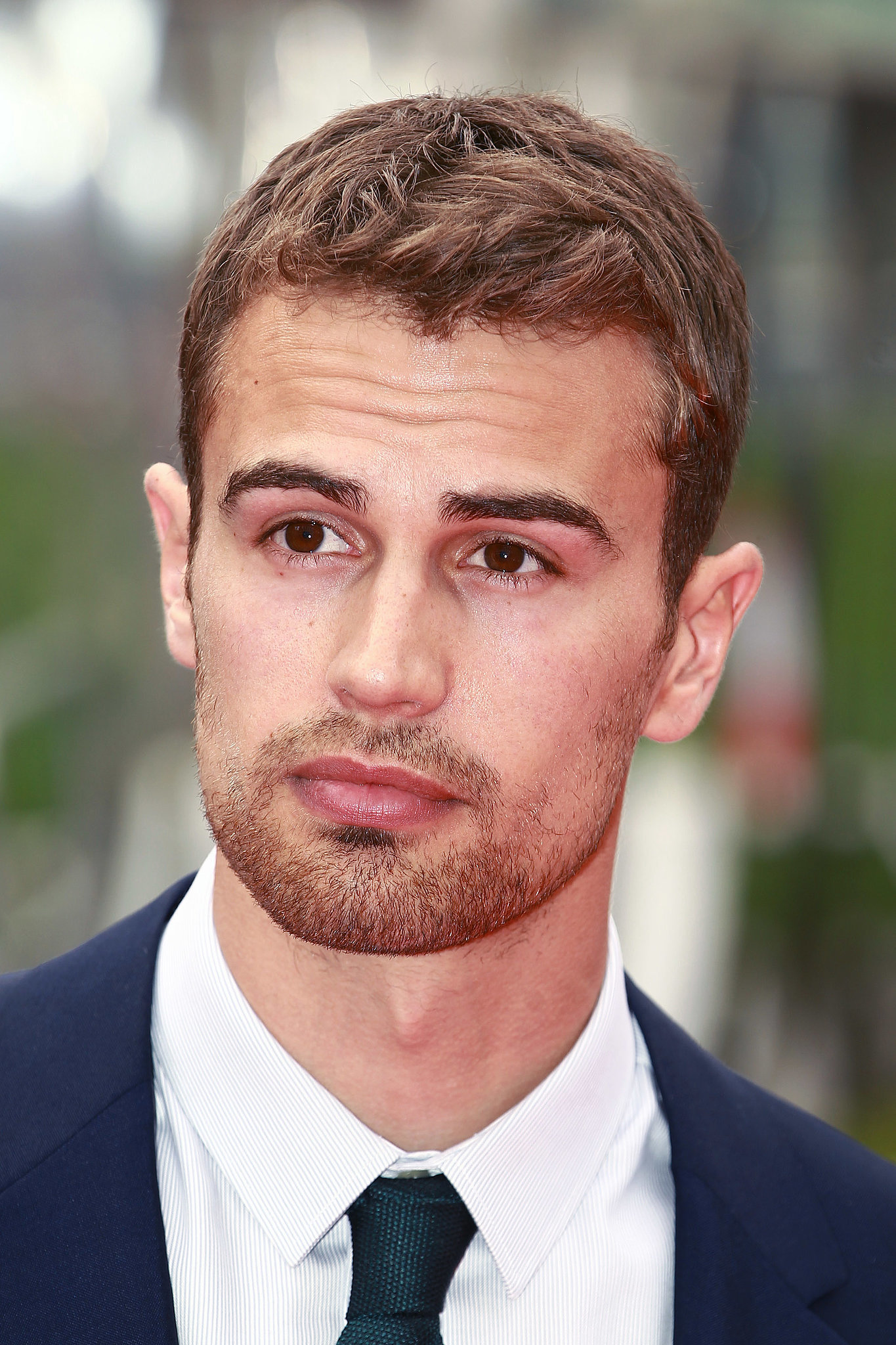 Theo James as Theodore Decker