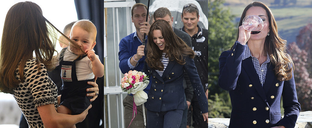 Royal Report: 5 Facts We Learned About Will and Kate in New Zealand