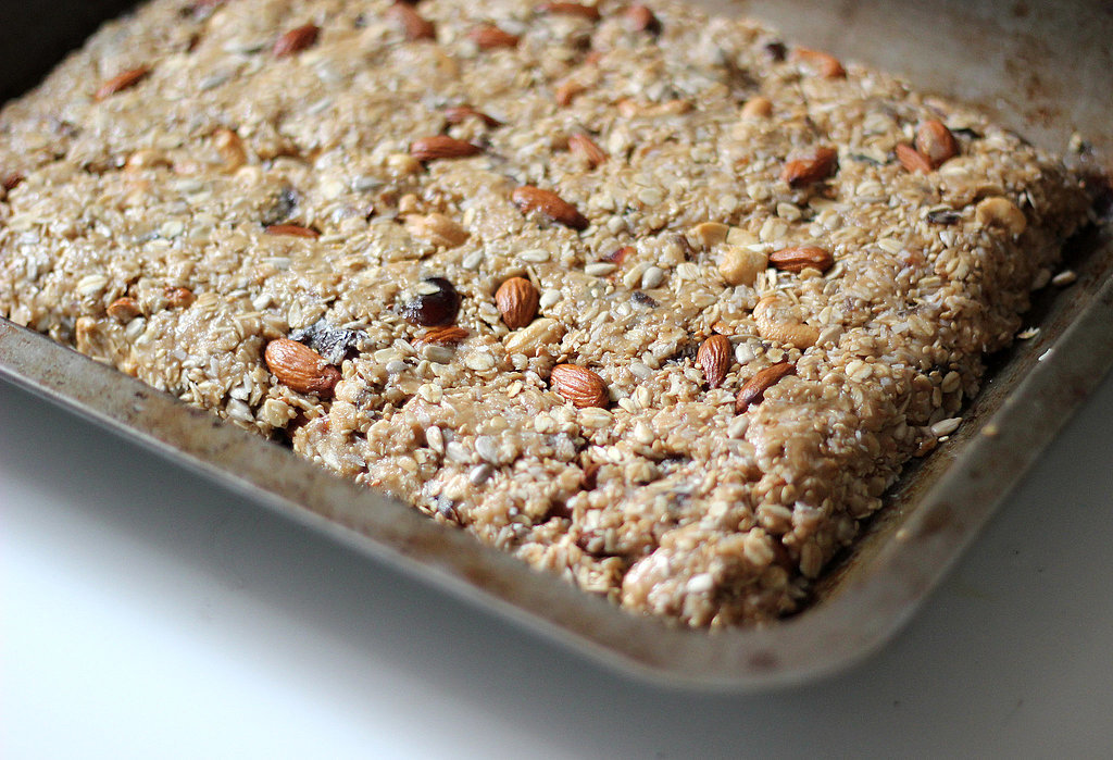 Coconut Almond Energy Bars