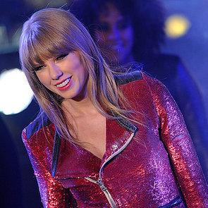 Taylor Swift at Fan's Bridal Shower