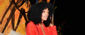 This Week's Most Beautiful: Solange Knowles, Kate Bosworth and More