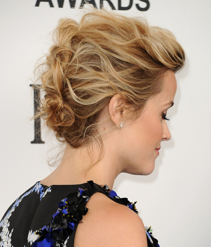 Celebrity Hairstyles For Weddings: Bridal Updo Ideas From Celebrities For Weddings