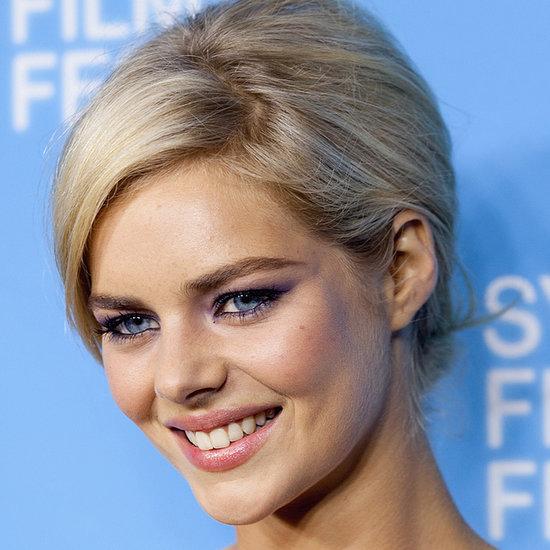 Australian Celebrity Beauty Samara Weaving Hair And Makeup