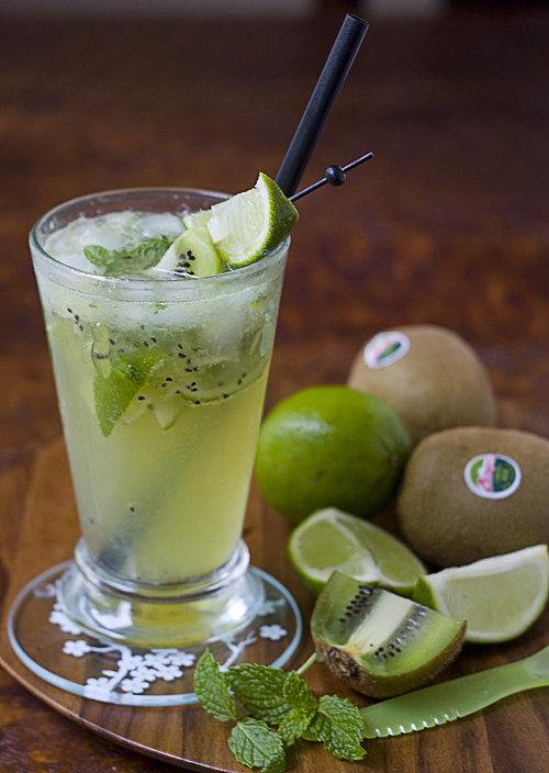 Virgin Kiwi Mojito | Toast the Mom-to-Be With These Tasty Mocktails ...